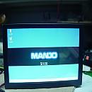 [B2997] 만도 8인치 매립용네비 MANDO SI100